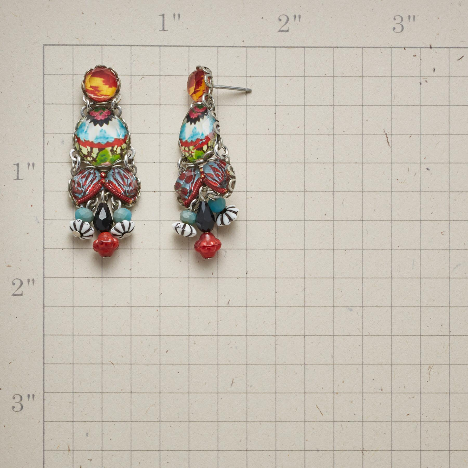 MARIMBA EARRINGS: View 2