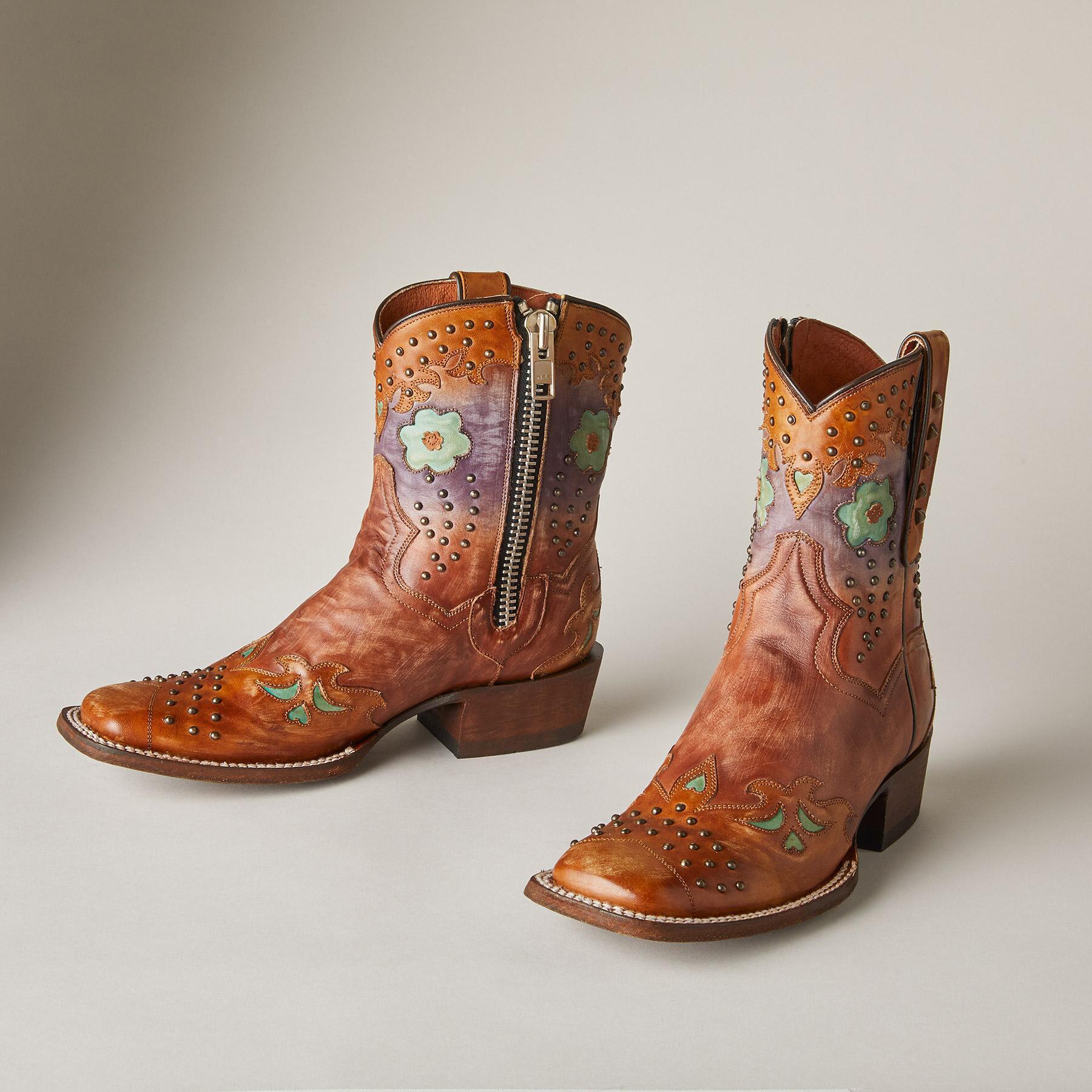Desert Rose Boots