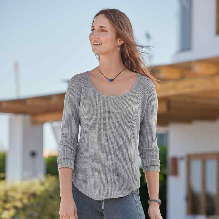 EVERYDAY EASE TUNIC