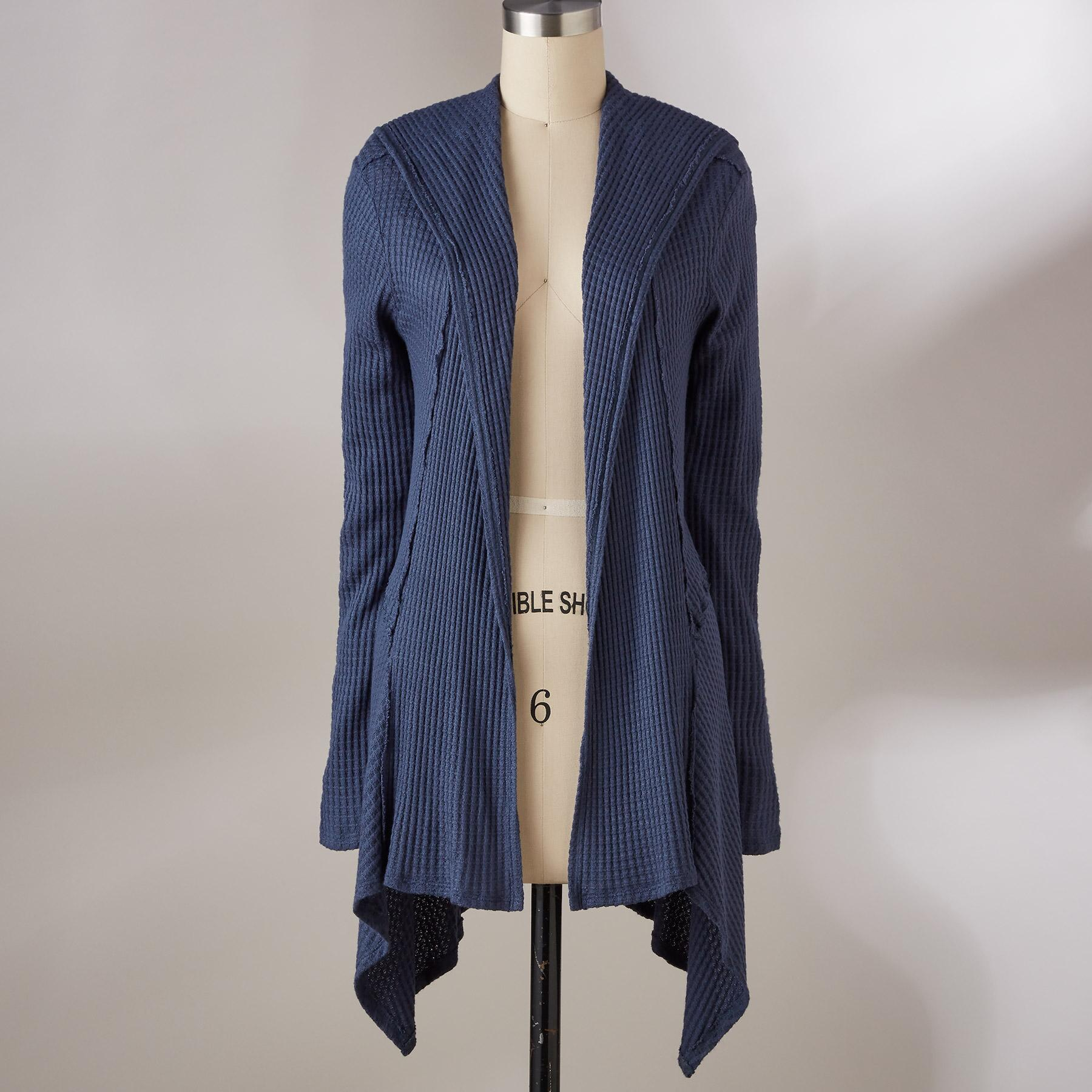 GO WITH THE FLOW CARDIGAN: View 3