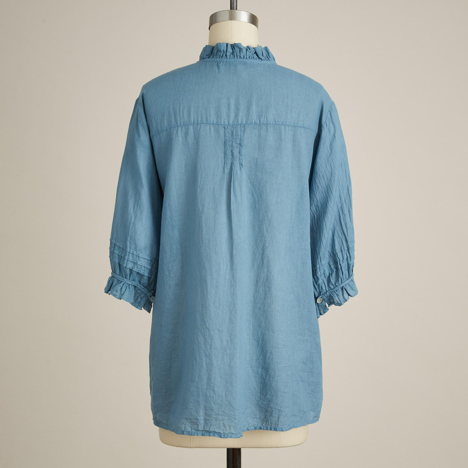 ALESSANDRA BLOUSE: View 3