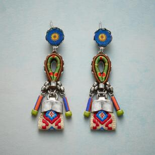 ZEN ARCADE EARRINGS