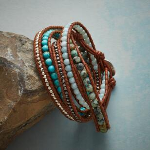 ALL PATHS 5 WRAP BRACELET