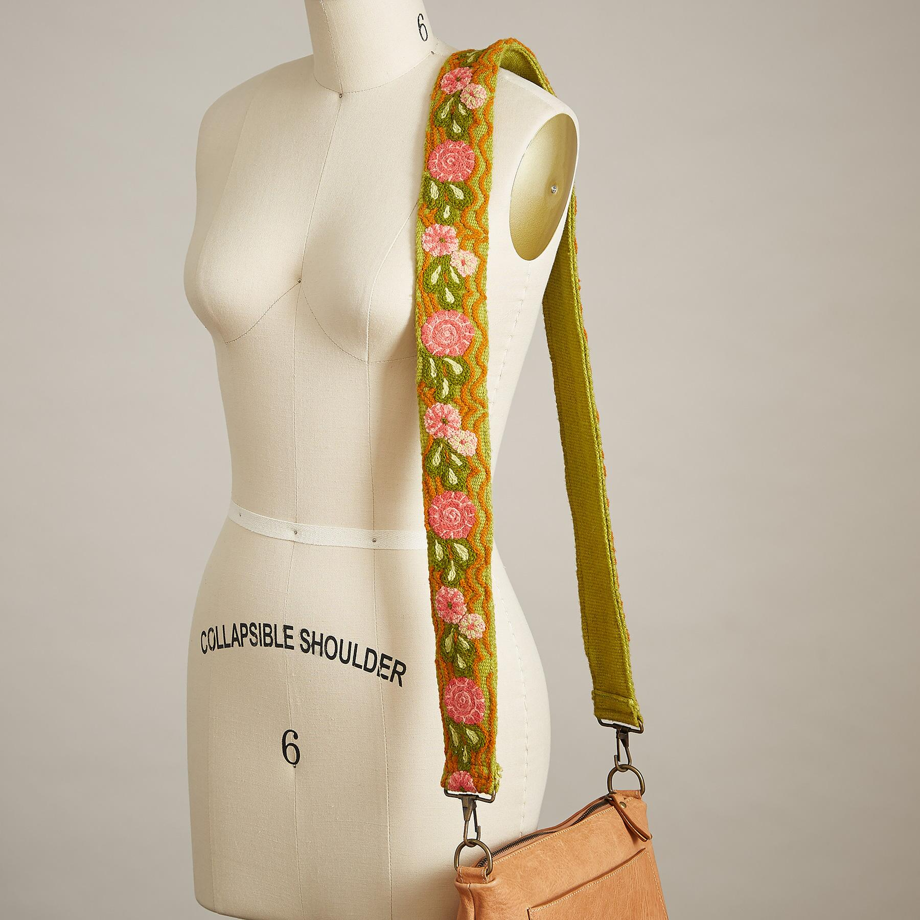 CARPE DIEM BAG STRAP: View 2