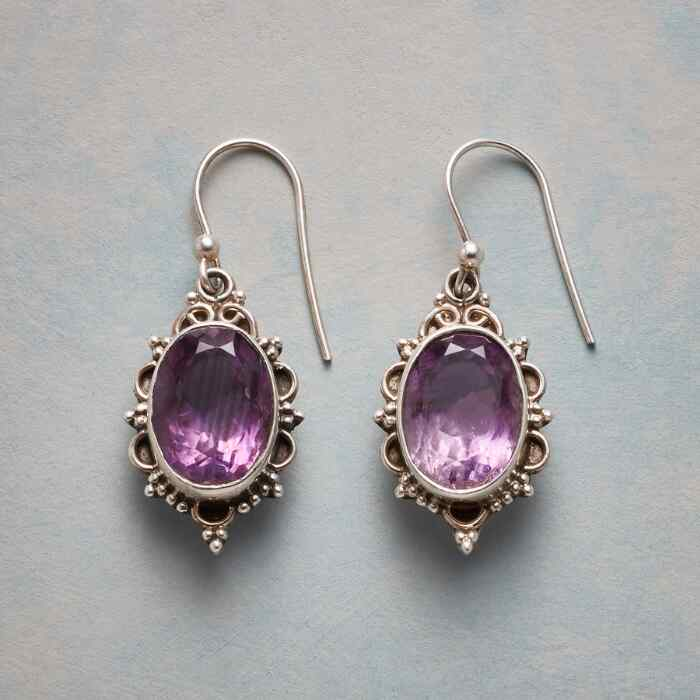 HELIOTROPE EARRINGS