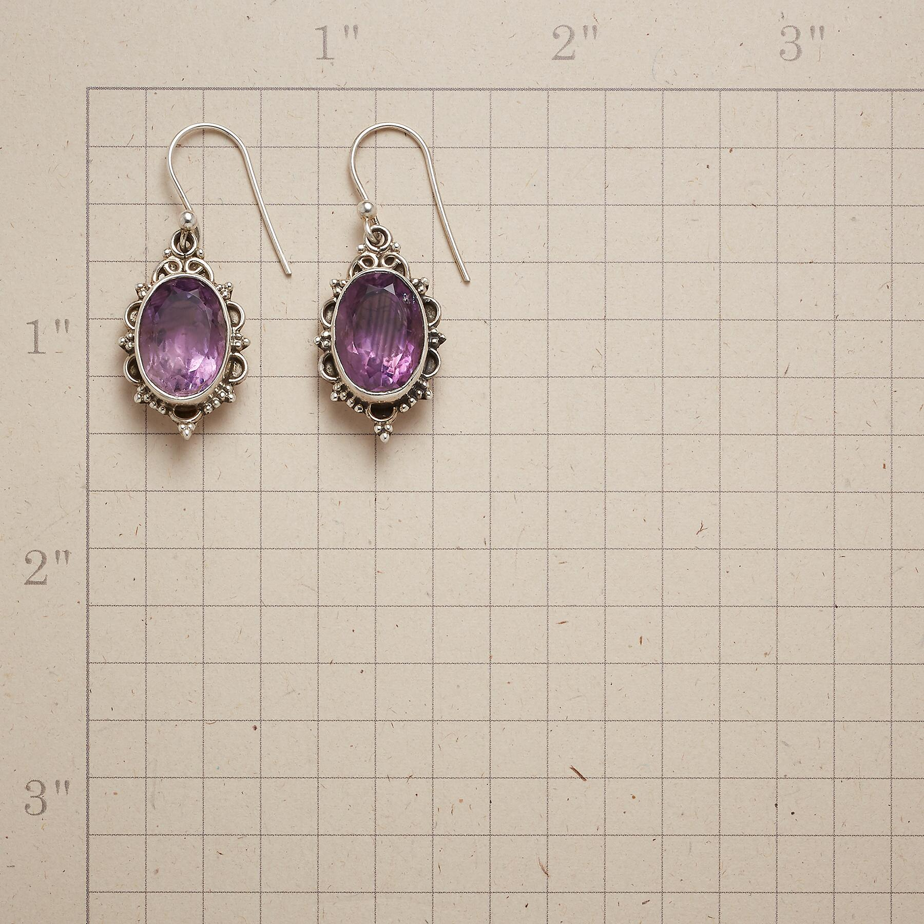 HELIOTROPE EARRINGS: View 2