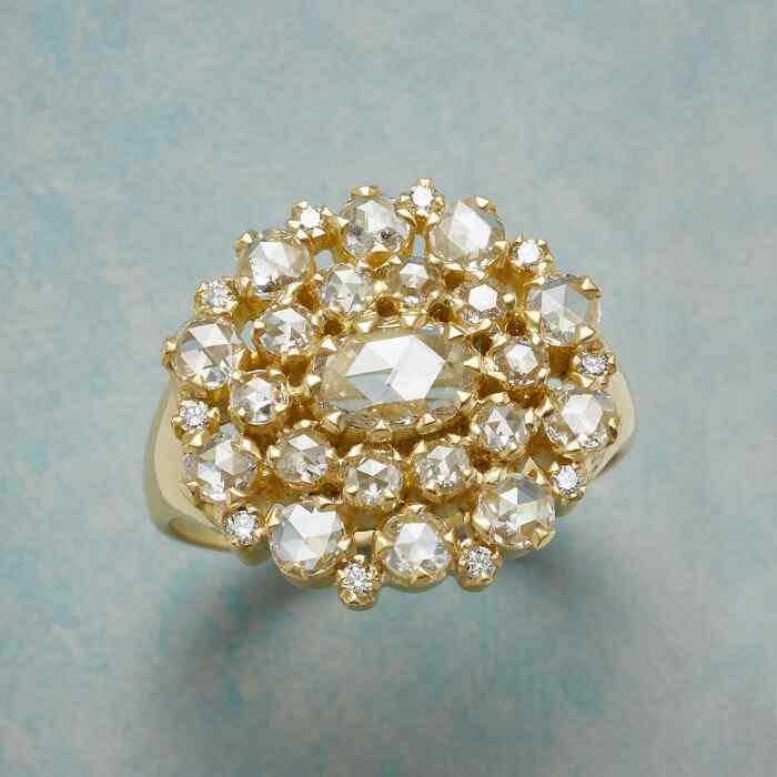 DIAMOND PROFUSION RING