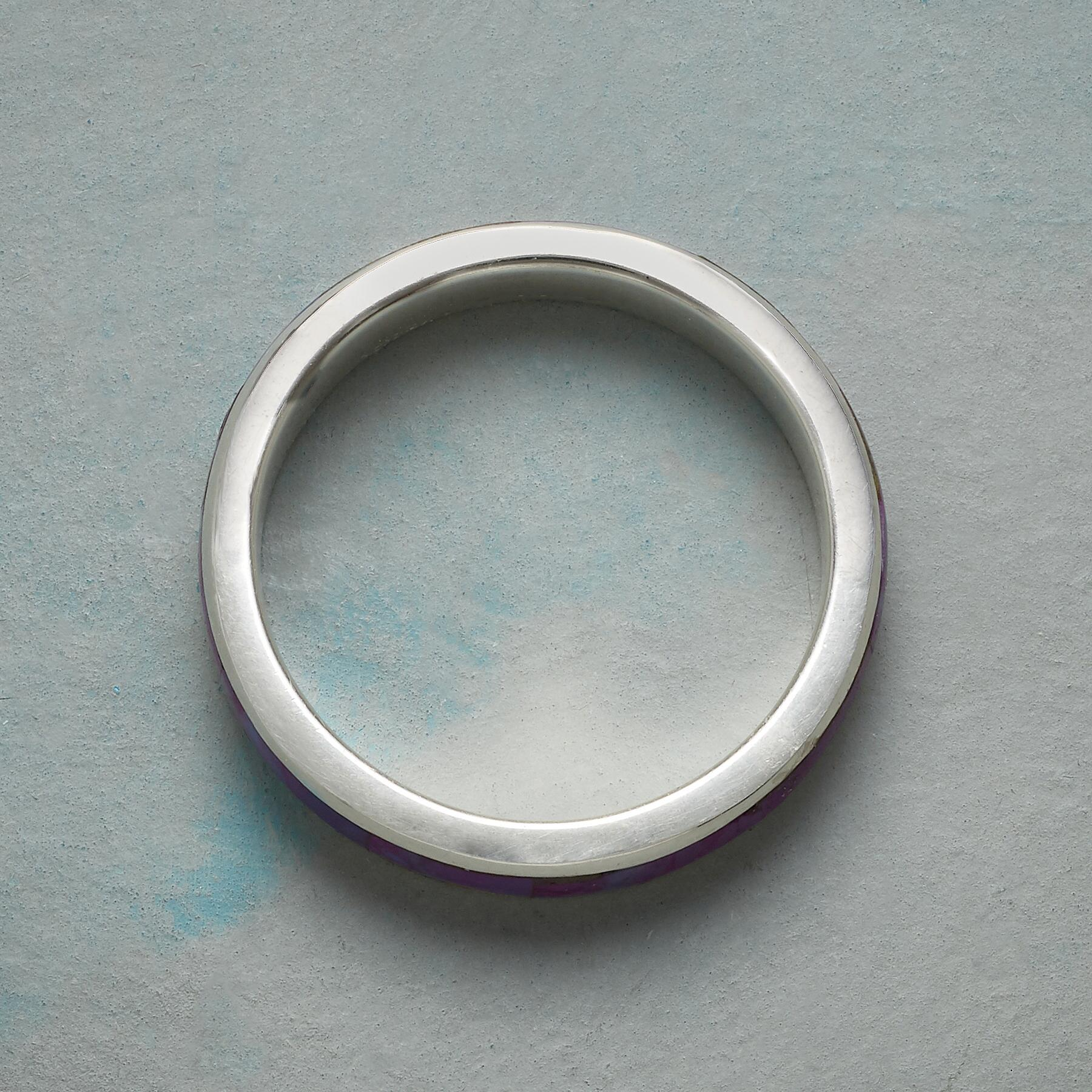 PURPLE PROSE RING: View 2