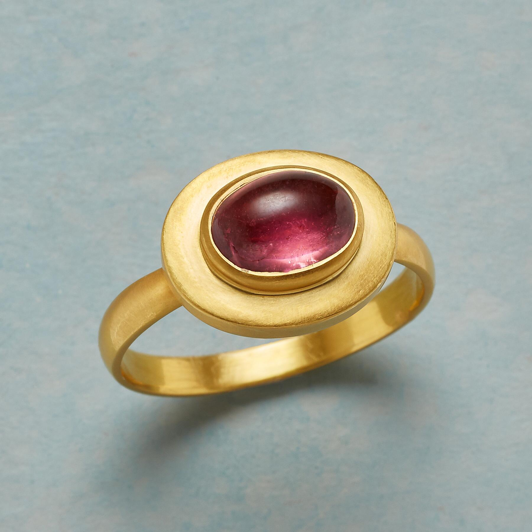 PINK PERFECTION RING: View 1