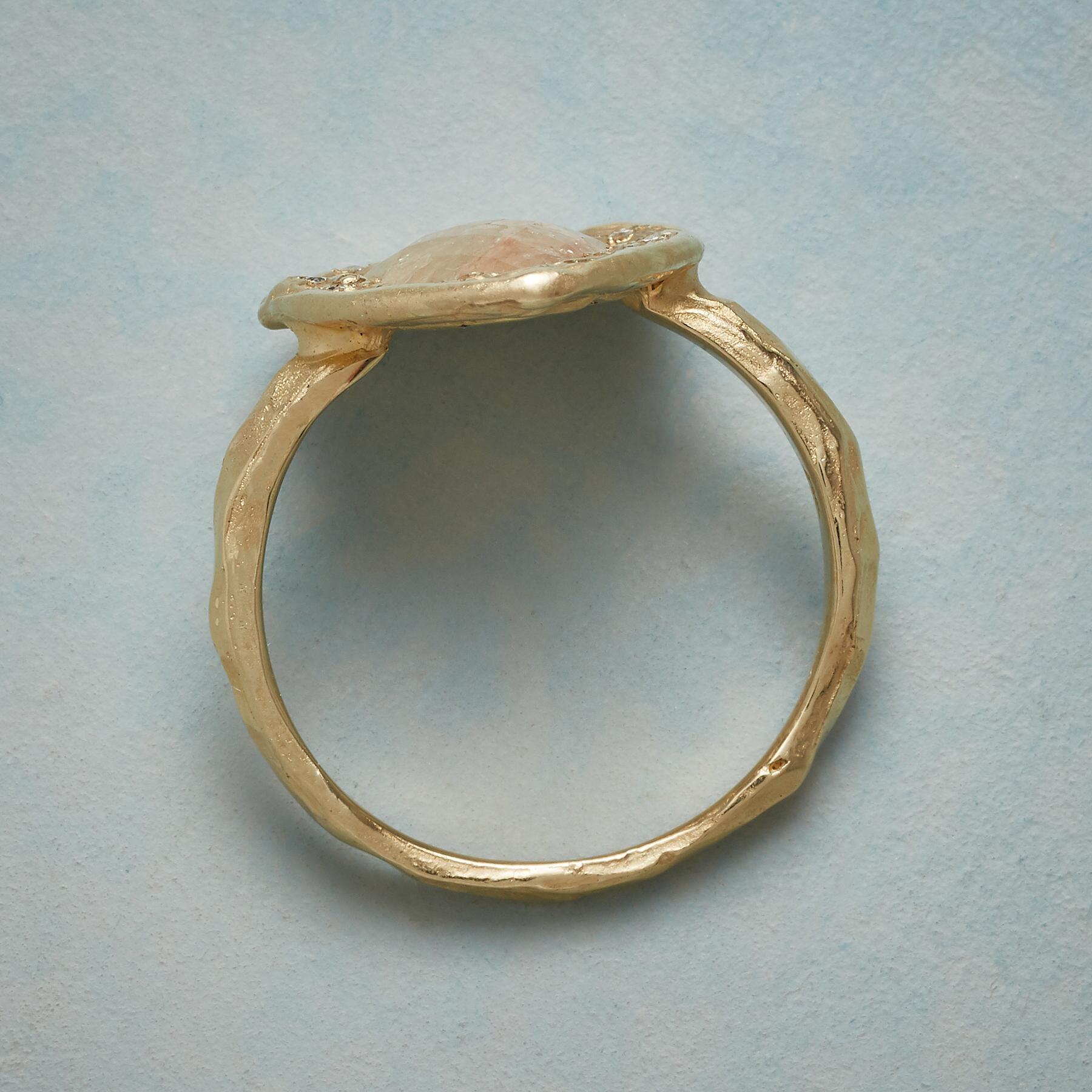 HONEY DIAMOND RING: View 2