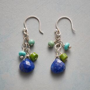 LAPIS CONCLUSIONS EARRINGS