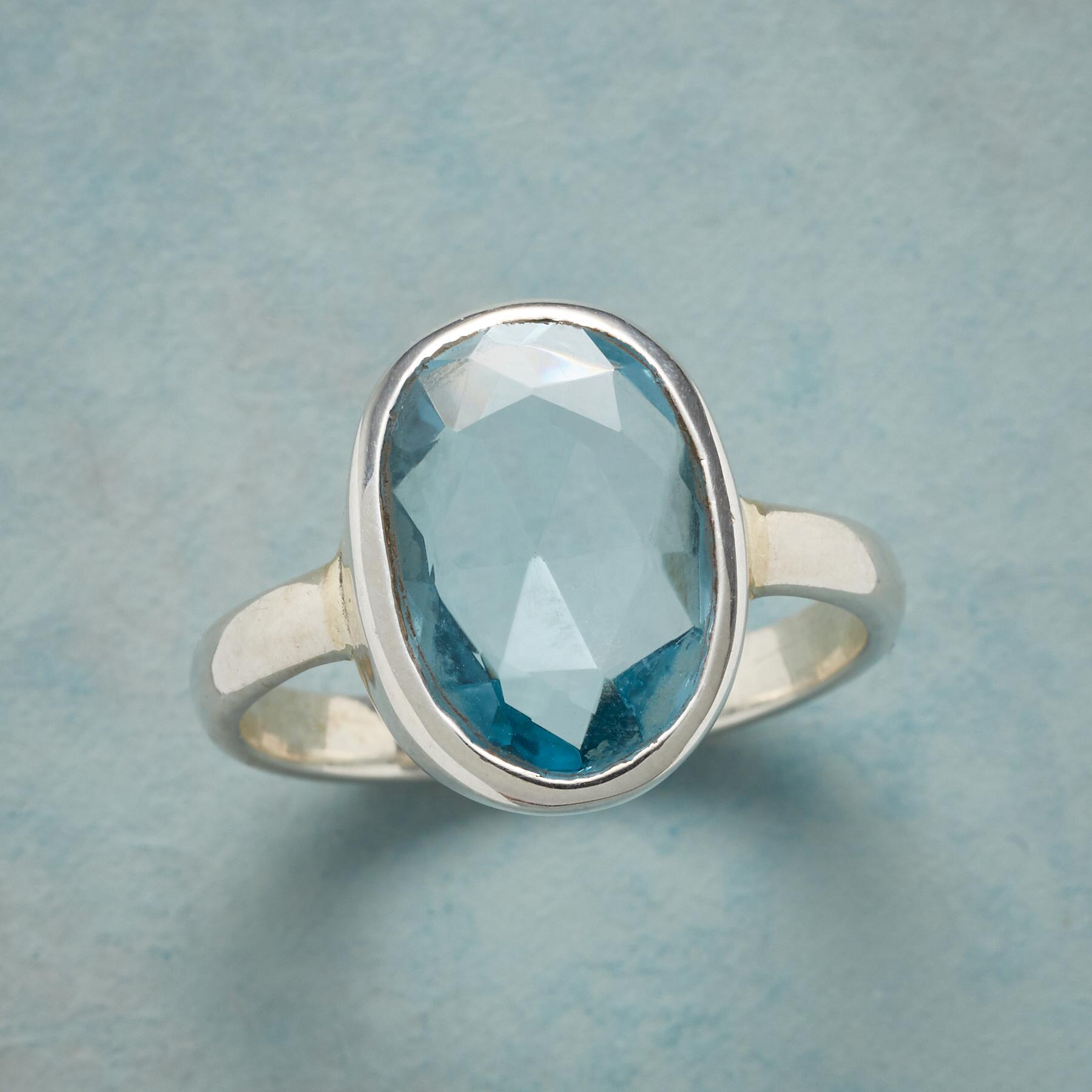 WATER'S EDGE RING: View 1