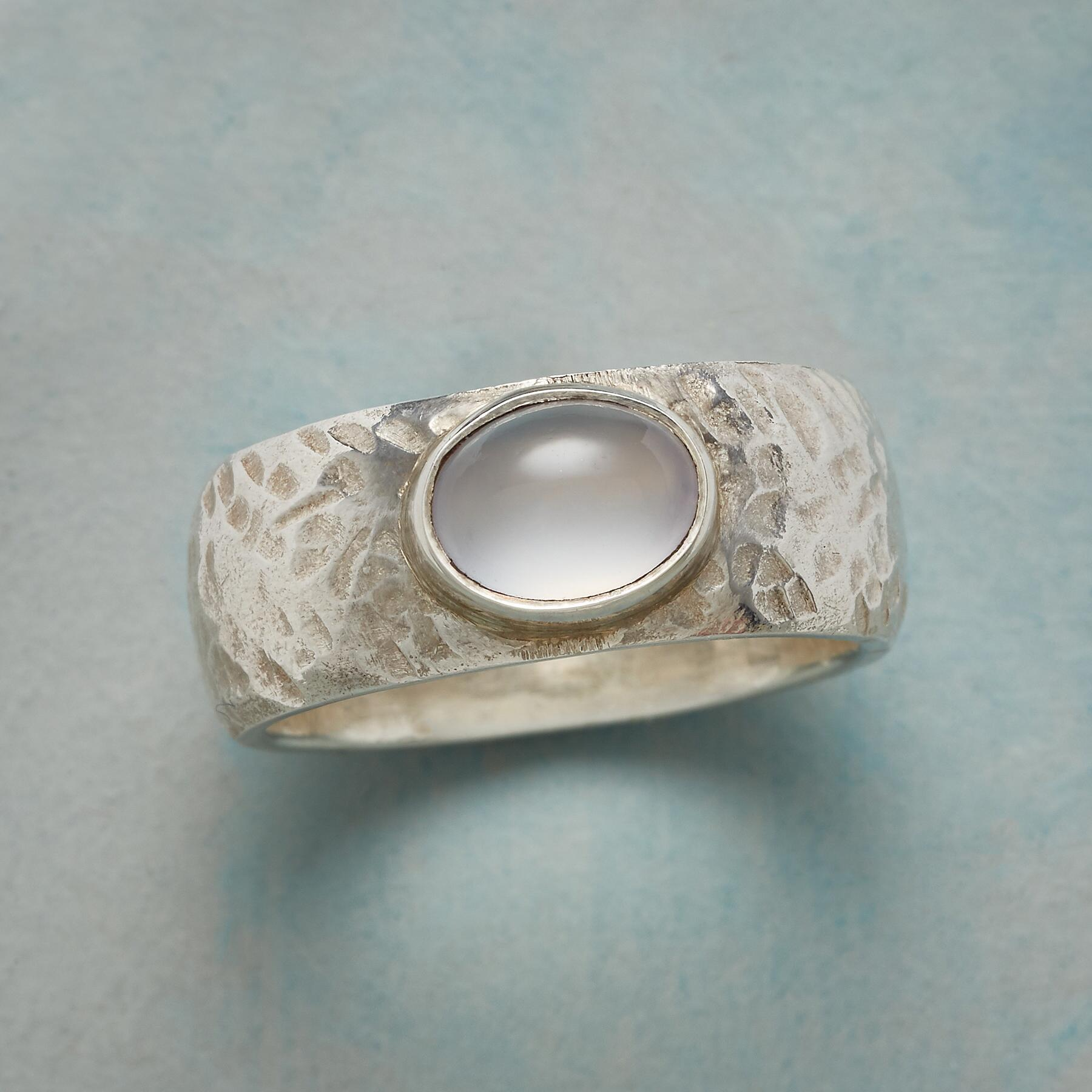 PALE BLUE YONDER RING: View 1