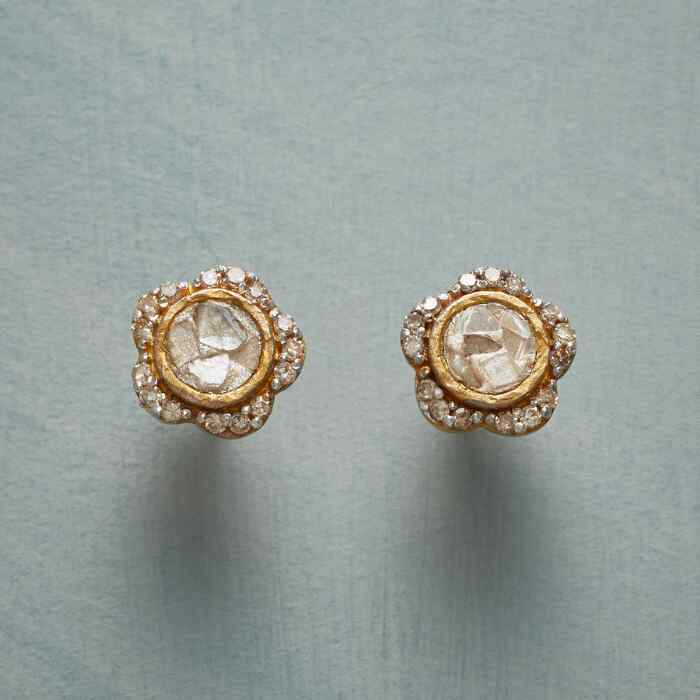 DIAMOND PRIMROSE EARRINGS