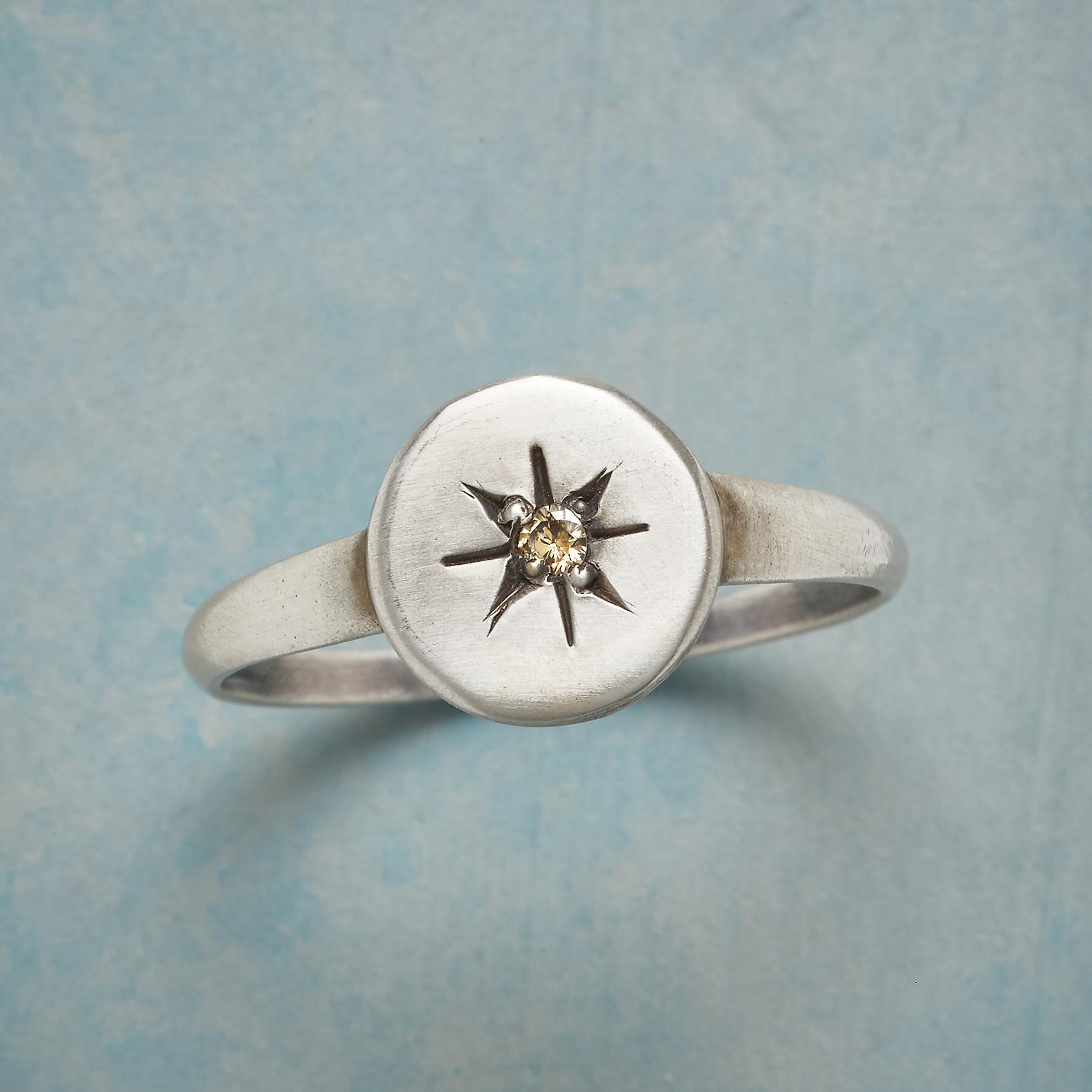 STARBRIGHT DIAMOND RING: View 1