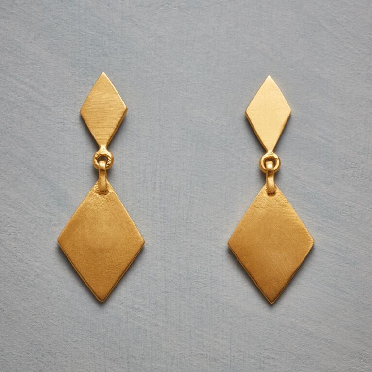DIAMOND DEUCES EARRINGS