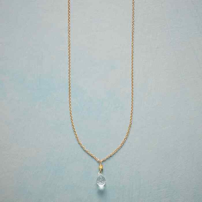 TO BE CLEAR NECKLACE