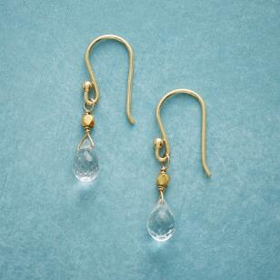 TO BE CLEAR EARRINGS