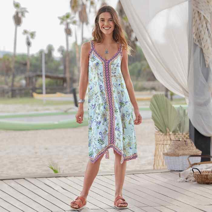 BEACH BREEZE DRESS