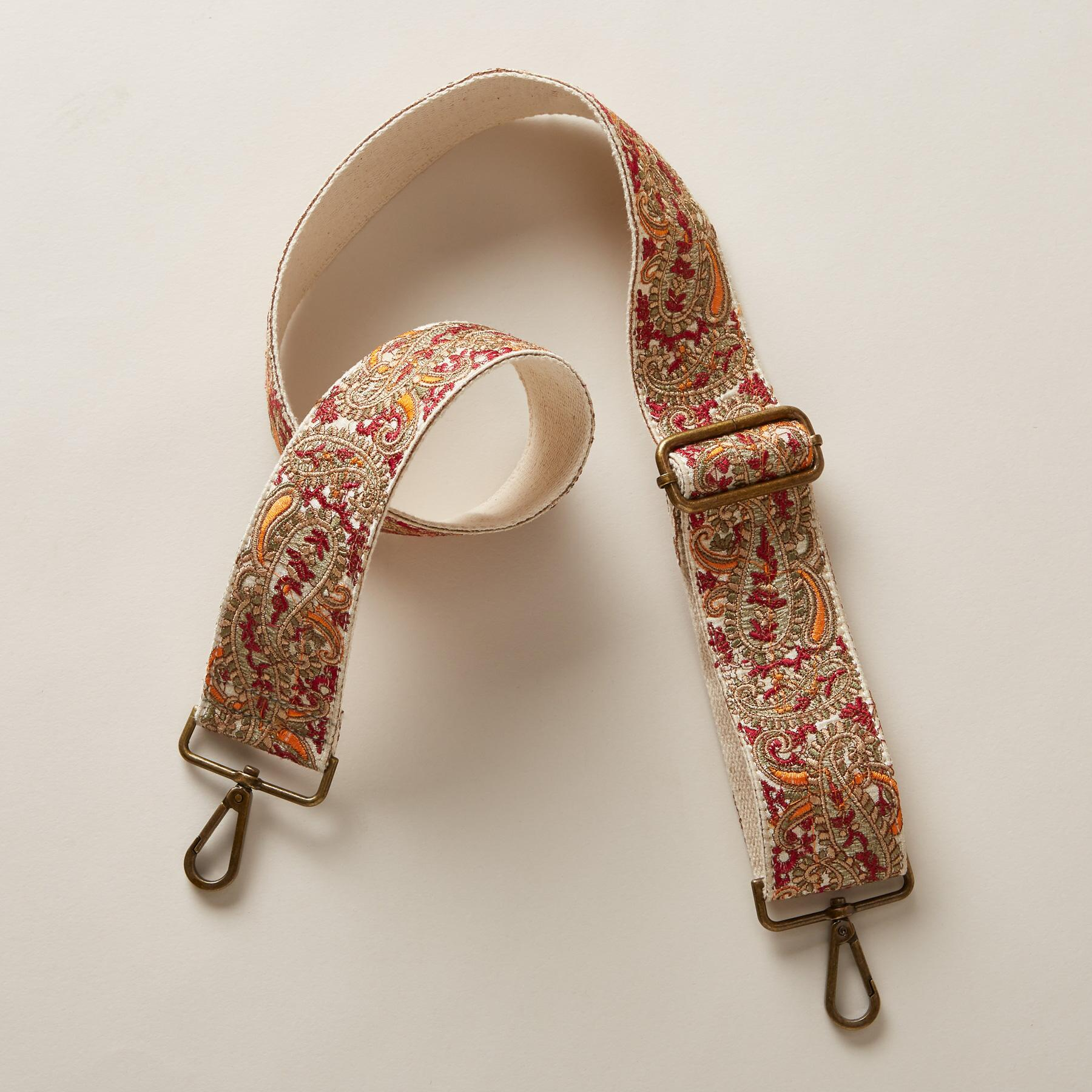 SPICE GARDEN BAG STRAP: View 1