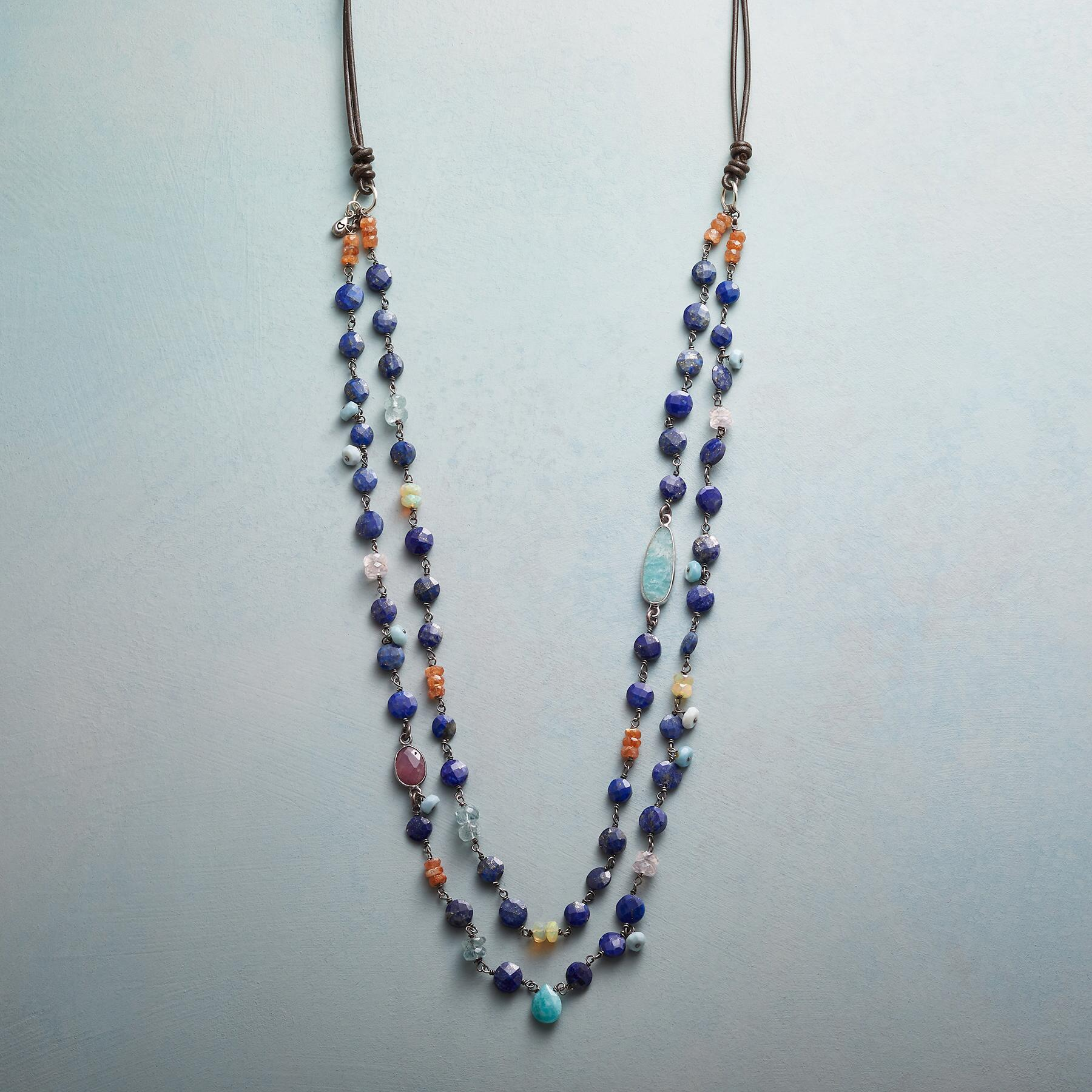 RIVERWAY NECKLACE: View 1
