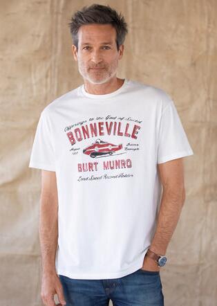 BONNEVILLE TEE