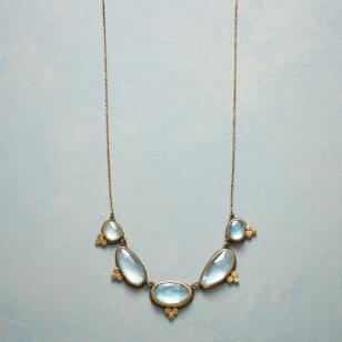 TOPAZ MOONLIGHT NECKLACE