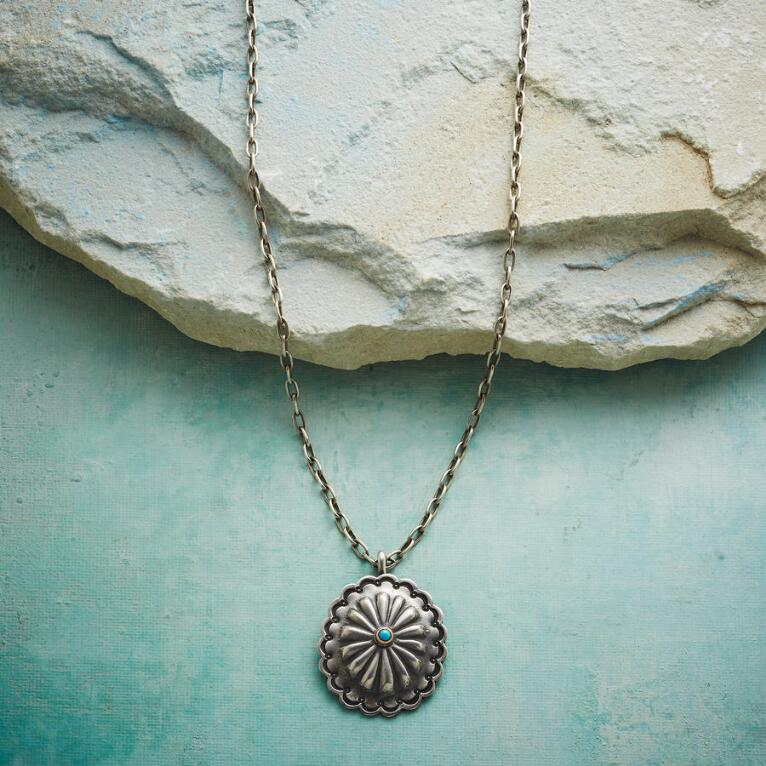 TRAIL RIDER NECKLACE
