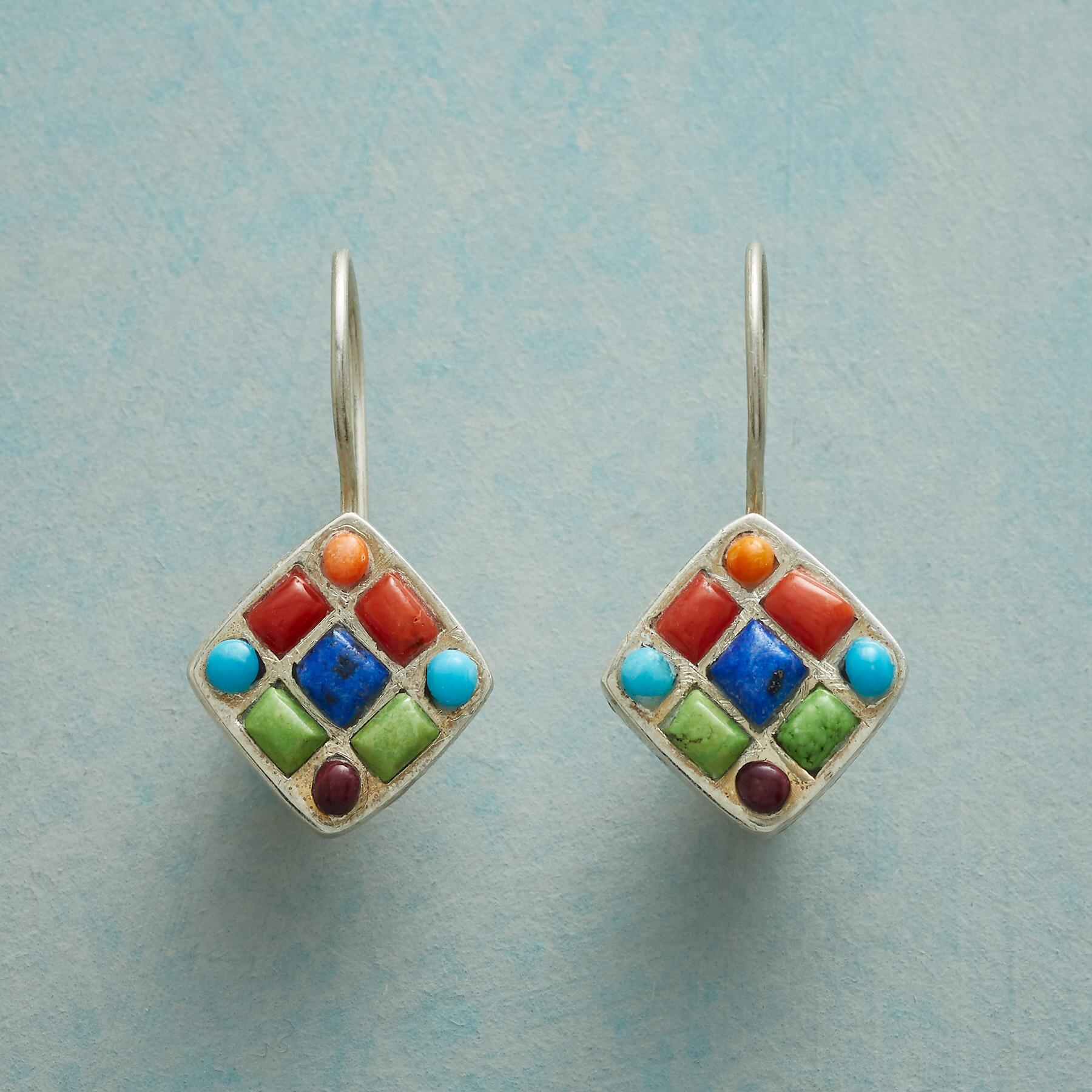 COLOR THEORY EARRINGS: View 1