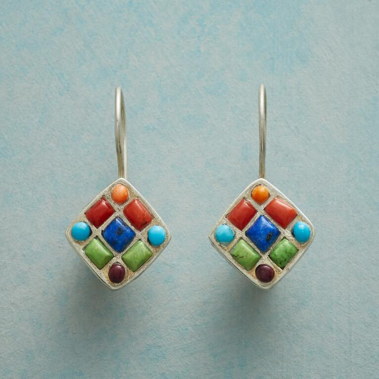 COLOR THEORY EARRINGS
