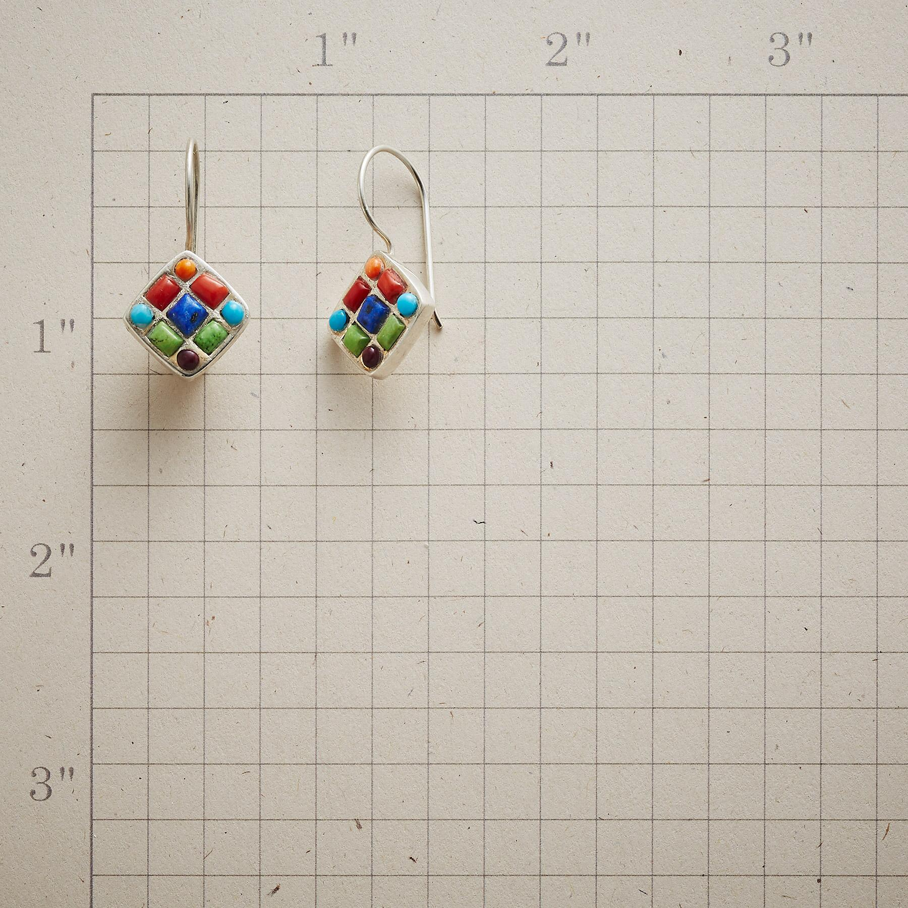 COLOR THEORY EARRINGS: View 2