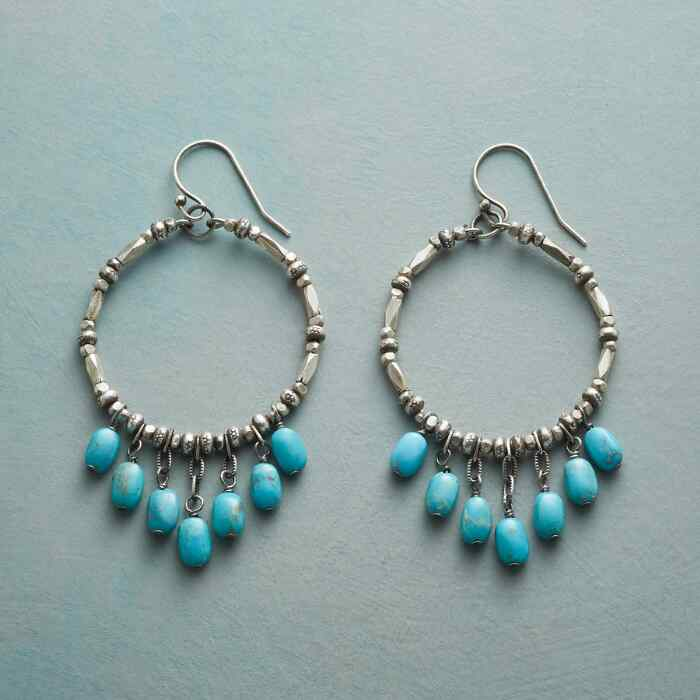 SUN SHOWER EARRINGS