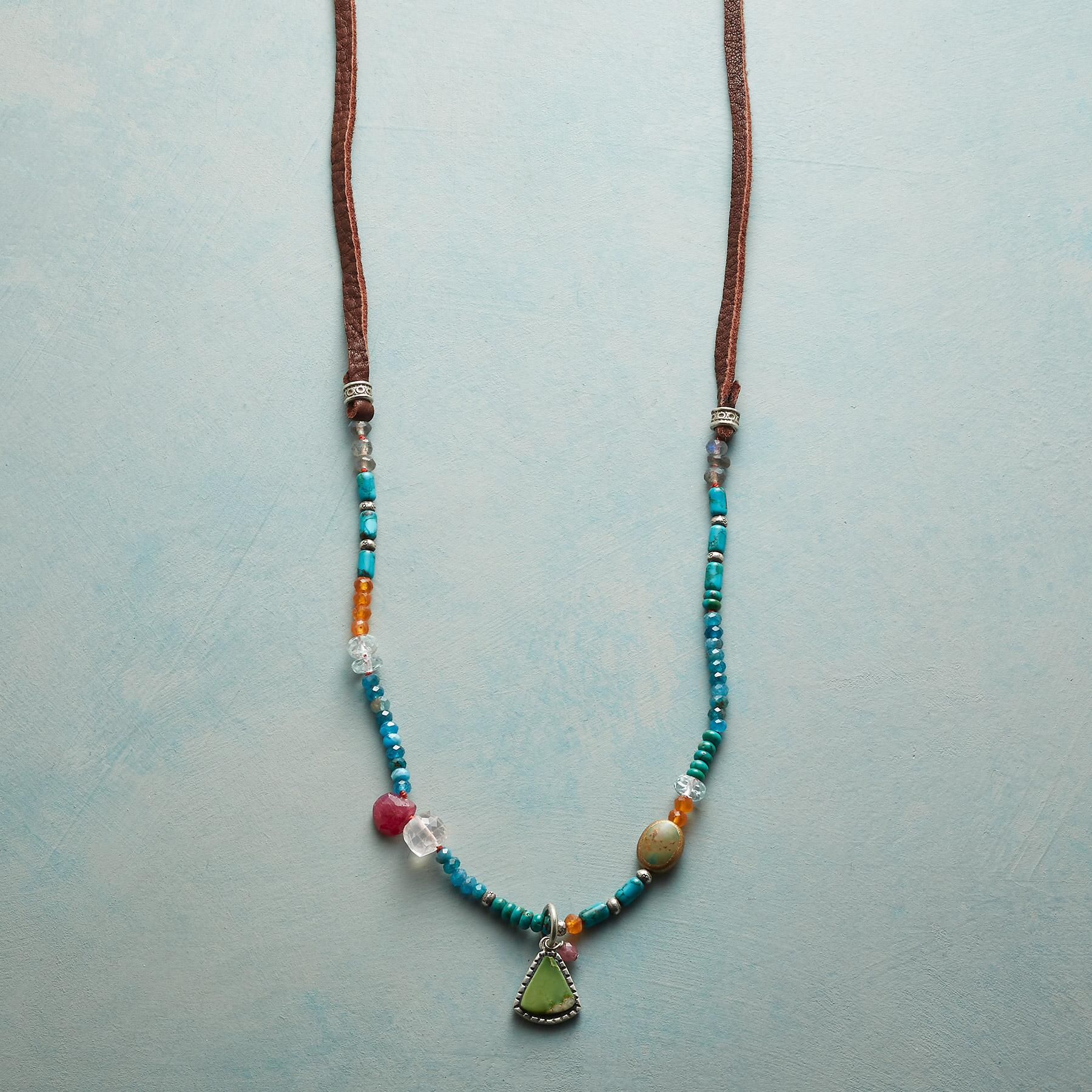 BRIGHT SPARKS NECKLACE: View 1
