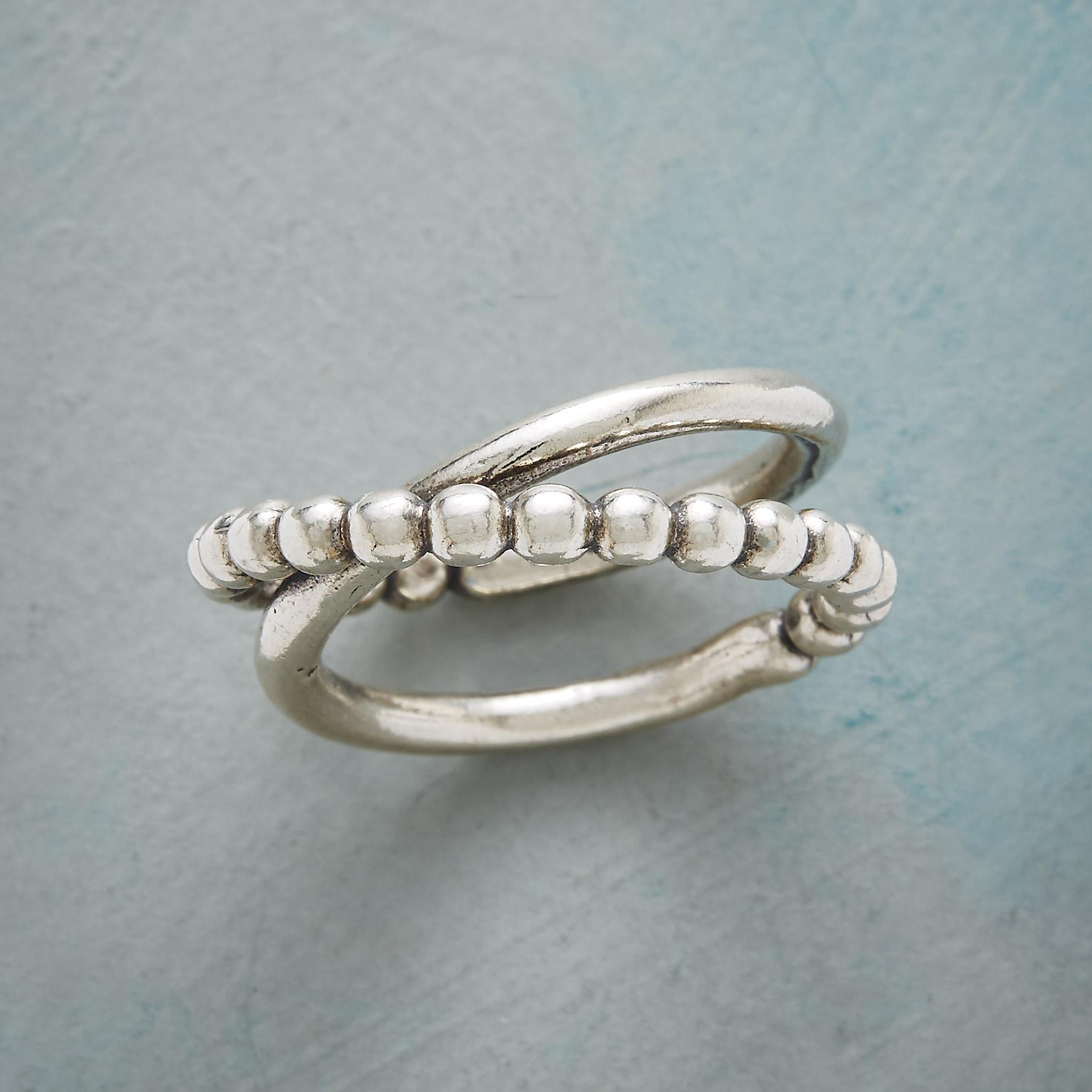 CRISS CROSS RING: View 1