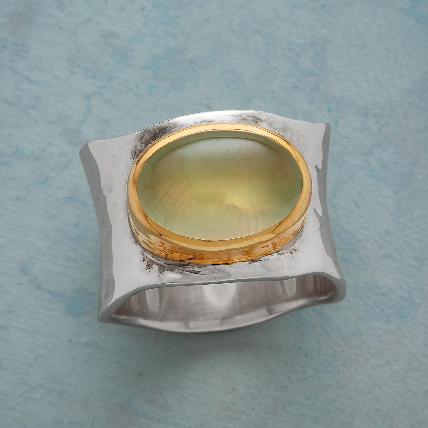 LOTUS POND RING: View 1
