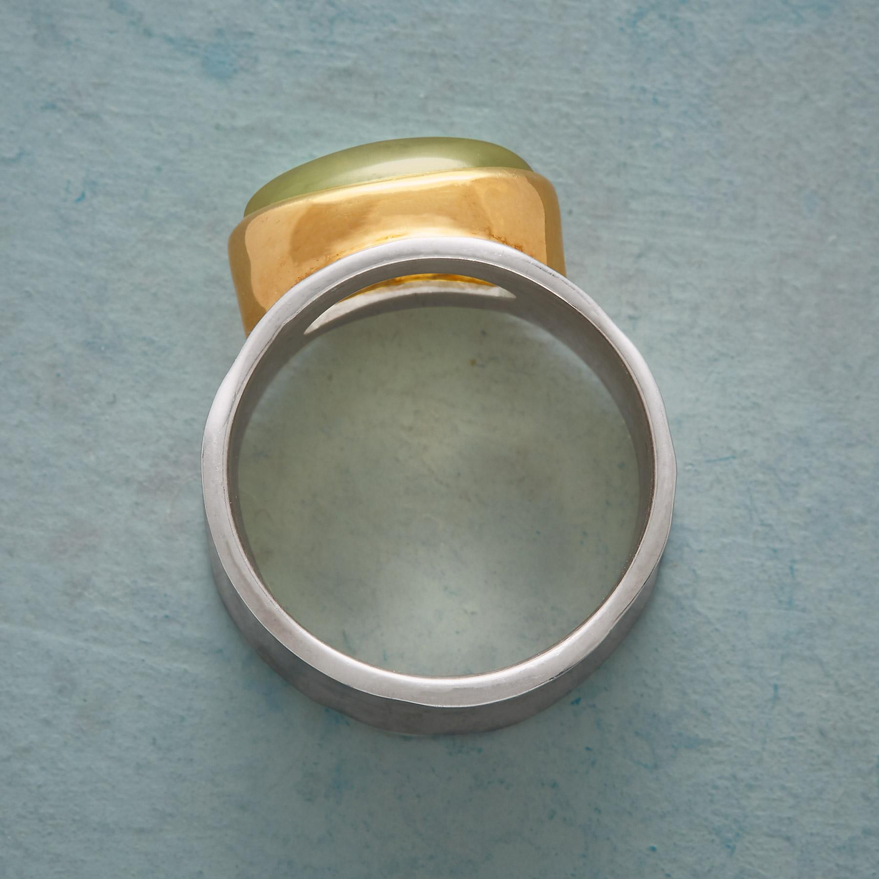 LOTUS POND RING: View 2