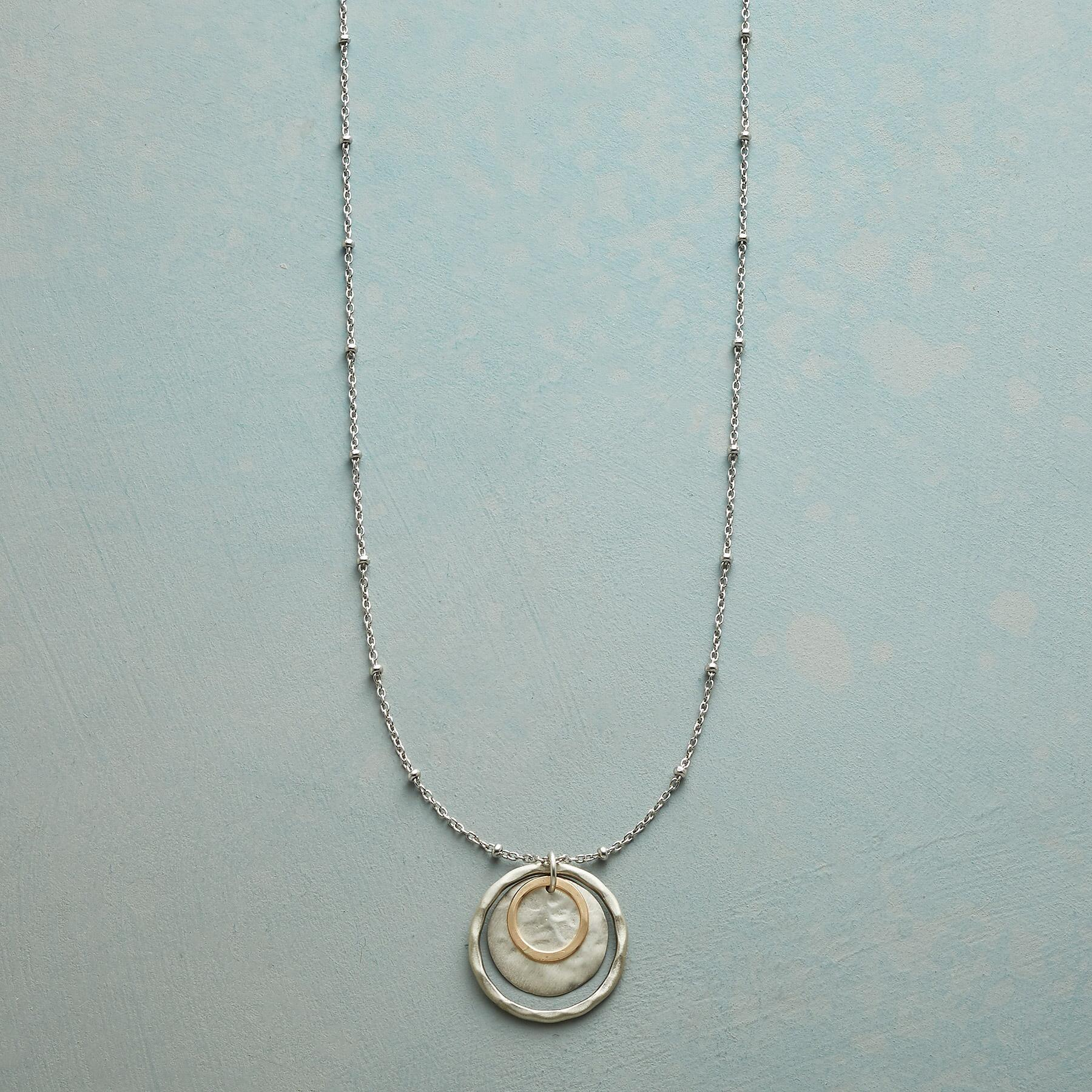 ECLIPSE NECKLACE: View 1