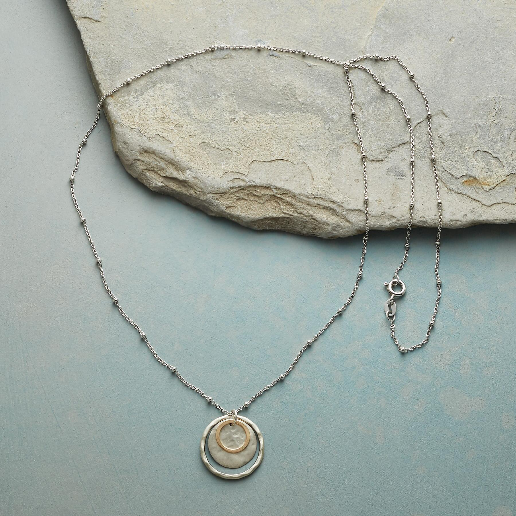 ECLIPSE NECKLACE: View 2