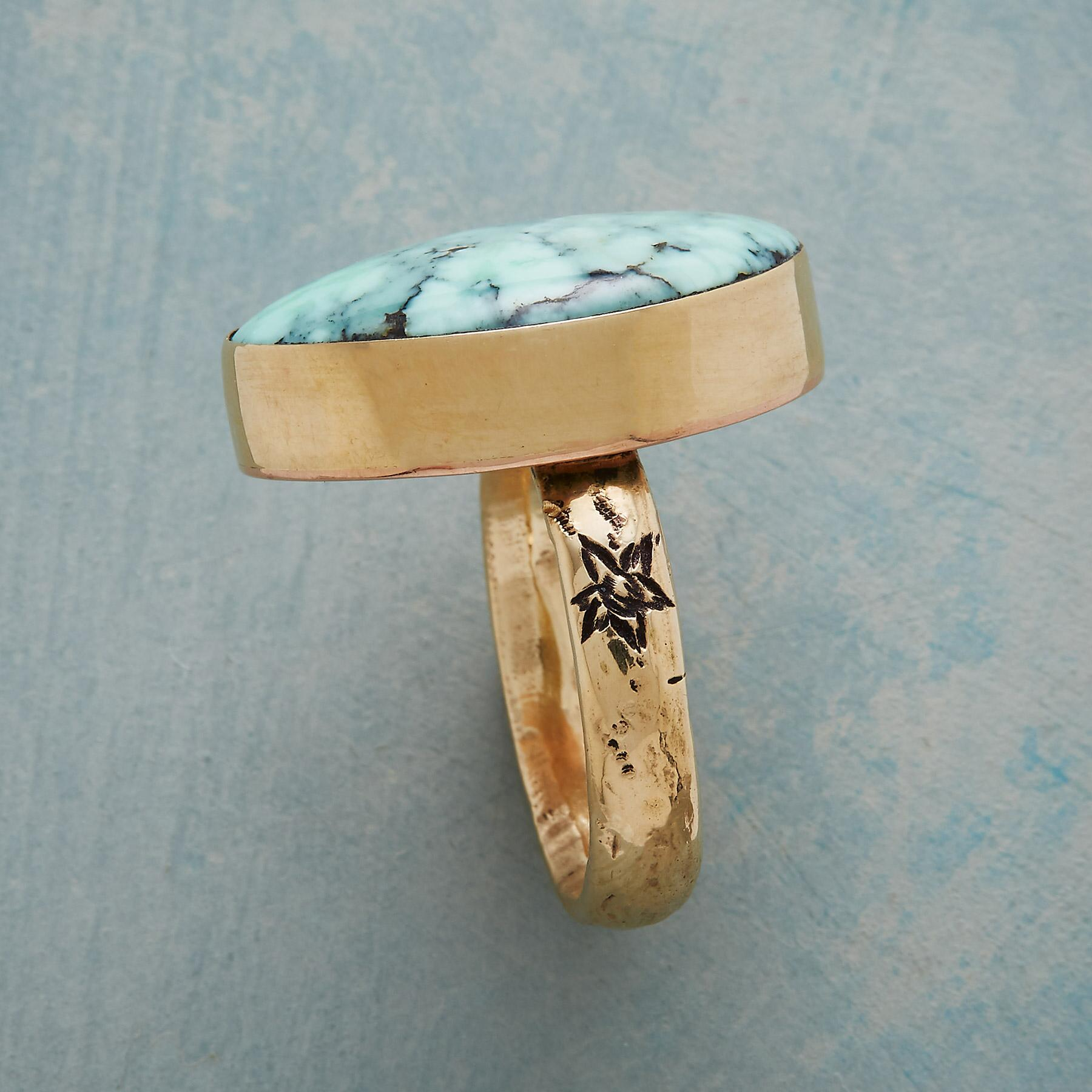 BLUE SKY & SUNSHINE RING: View 2
