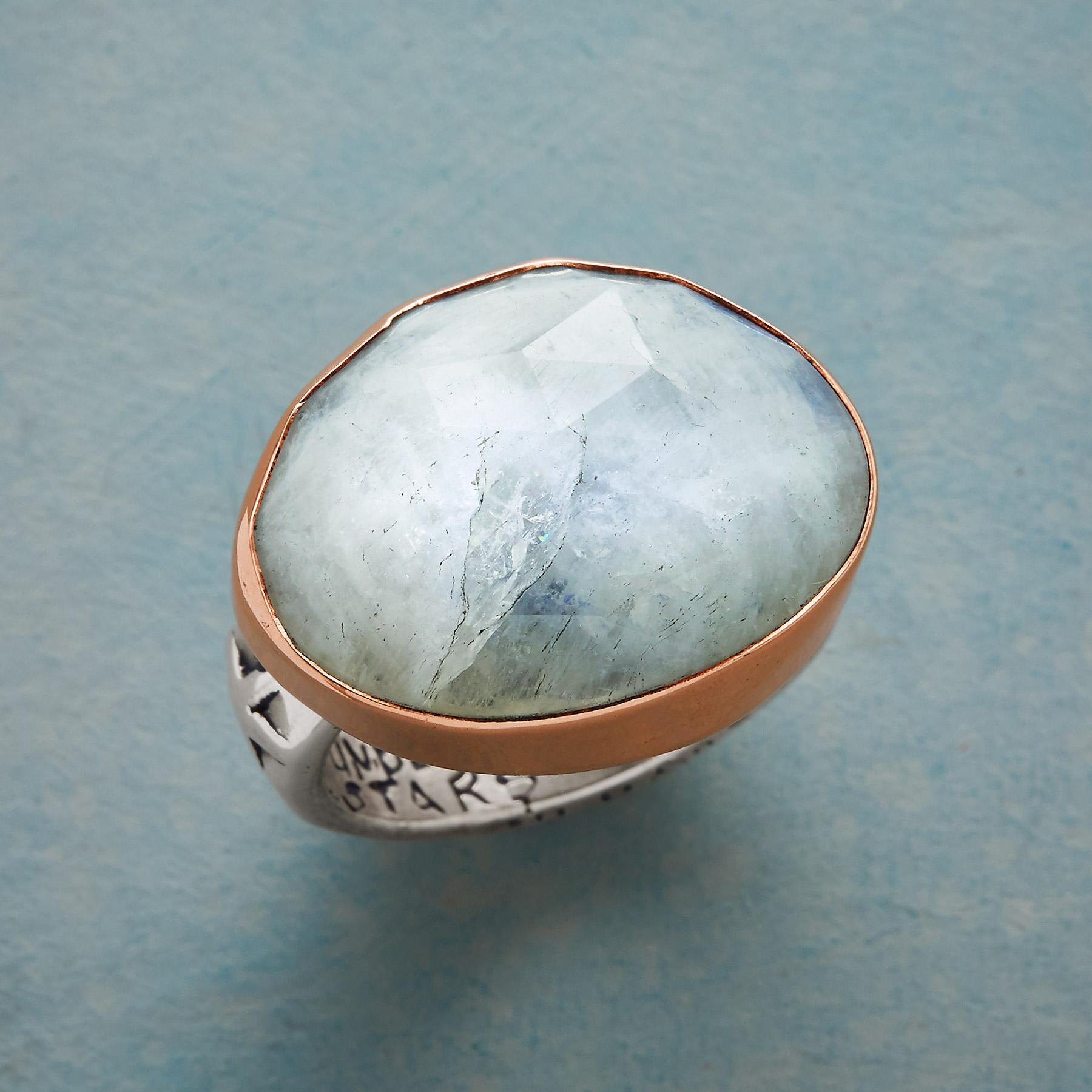 MOONLIGHT DREAMER RING: View 1