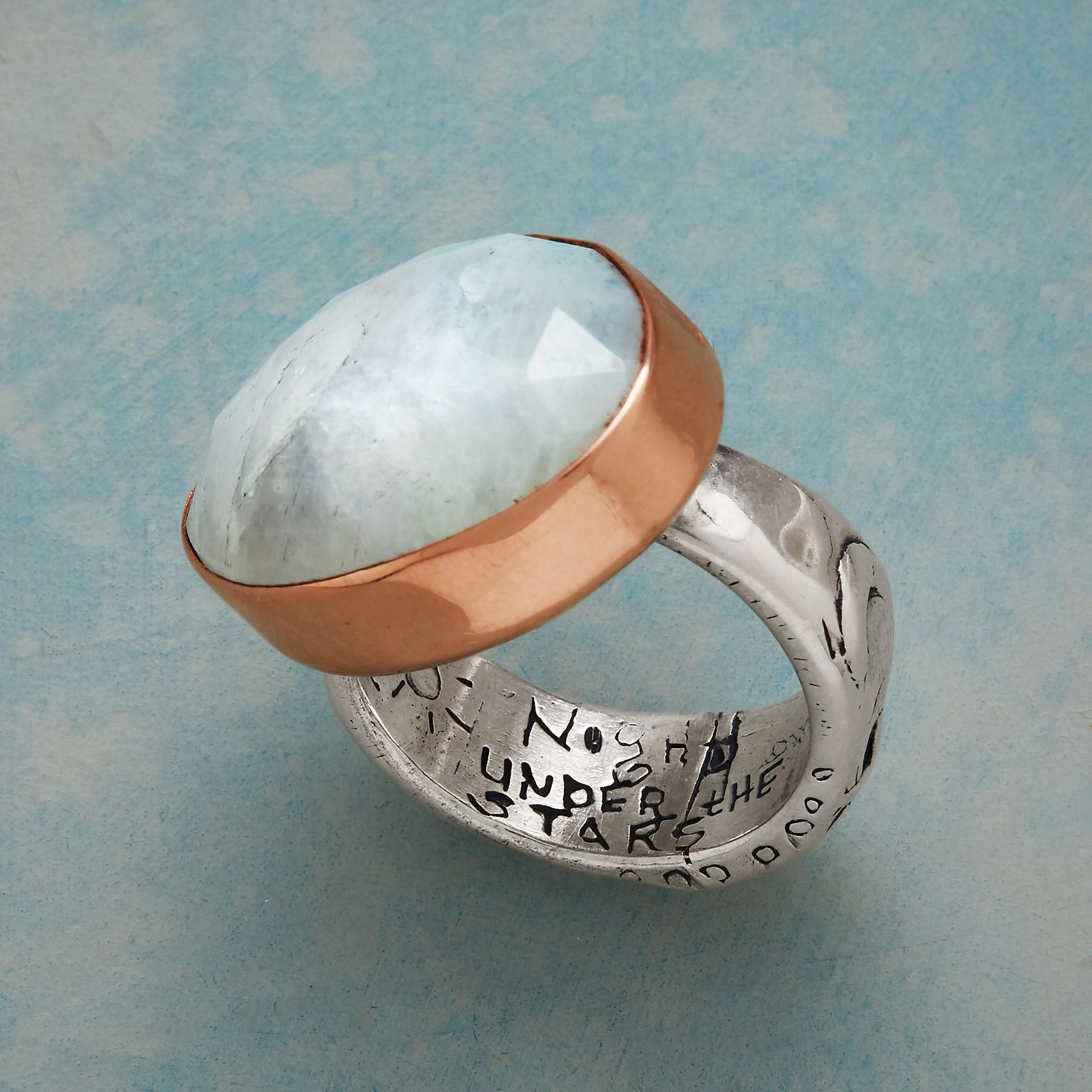 MOONLIGHT DREAMER RING: View 4