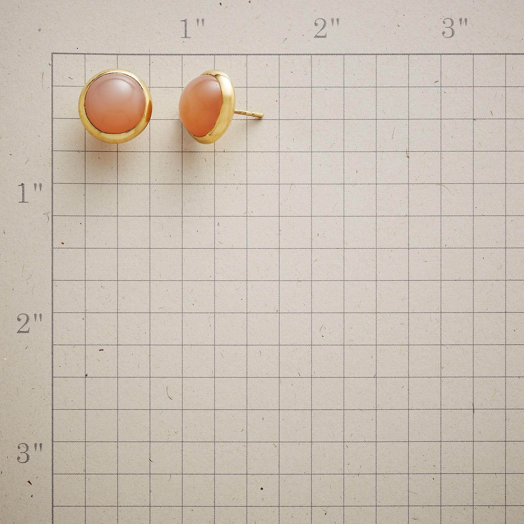 APRICOT MOON EARRINGS: View 2