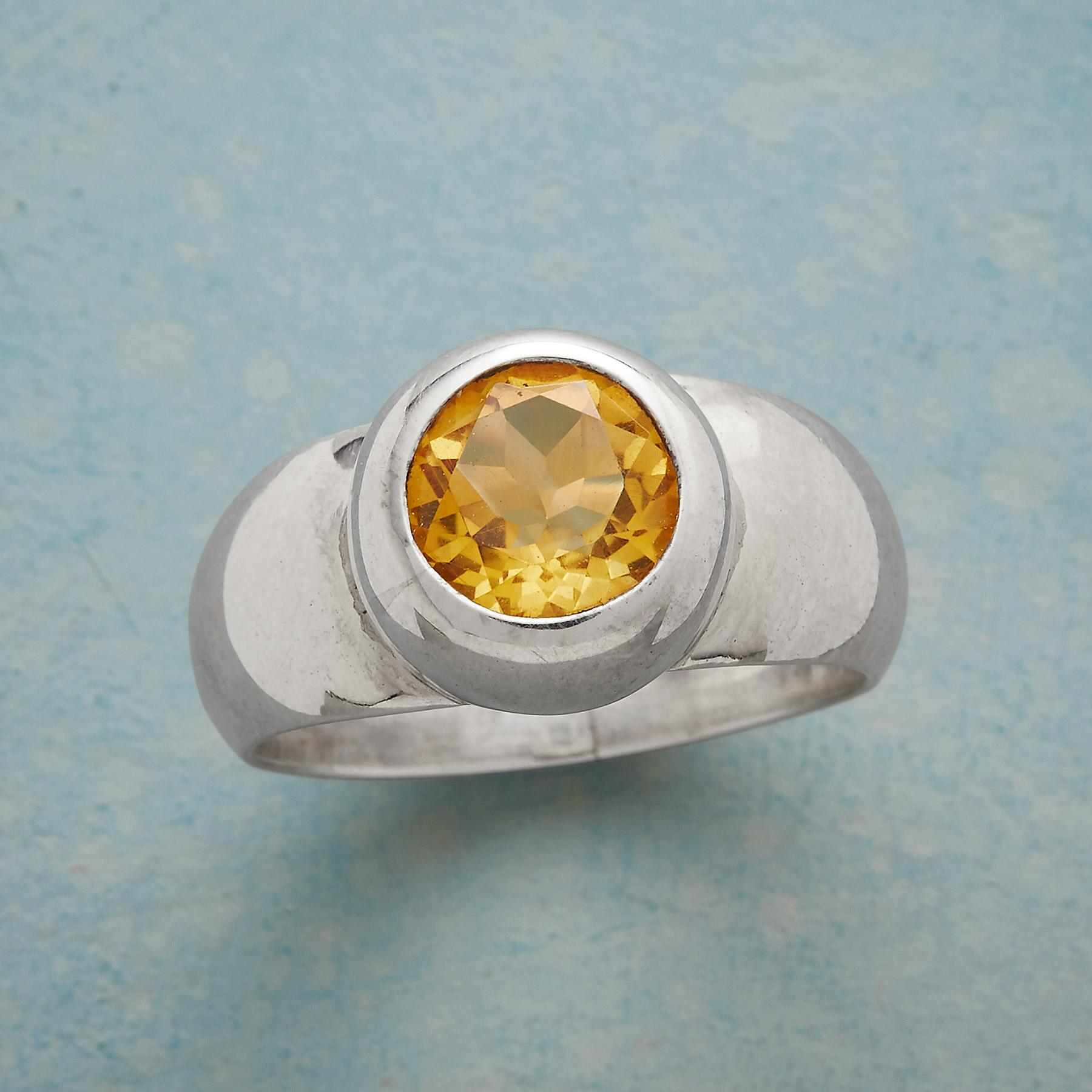 GOLDEN HOUR RING: View 1