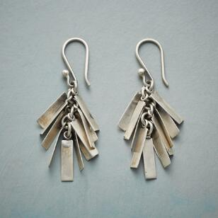 FABULOUS FRINGE EARRINGS