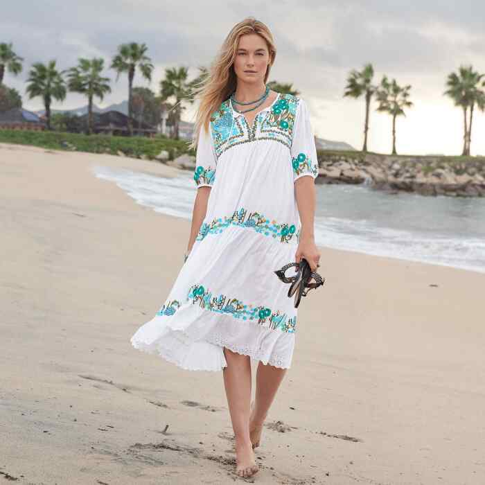 RESORT CELEBRATION DRESS