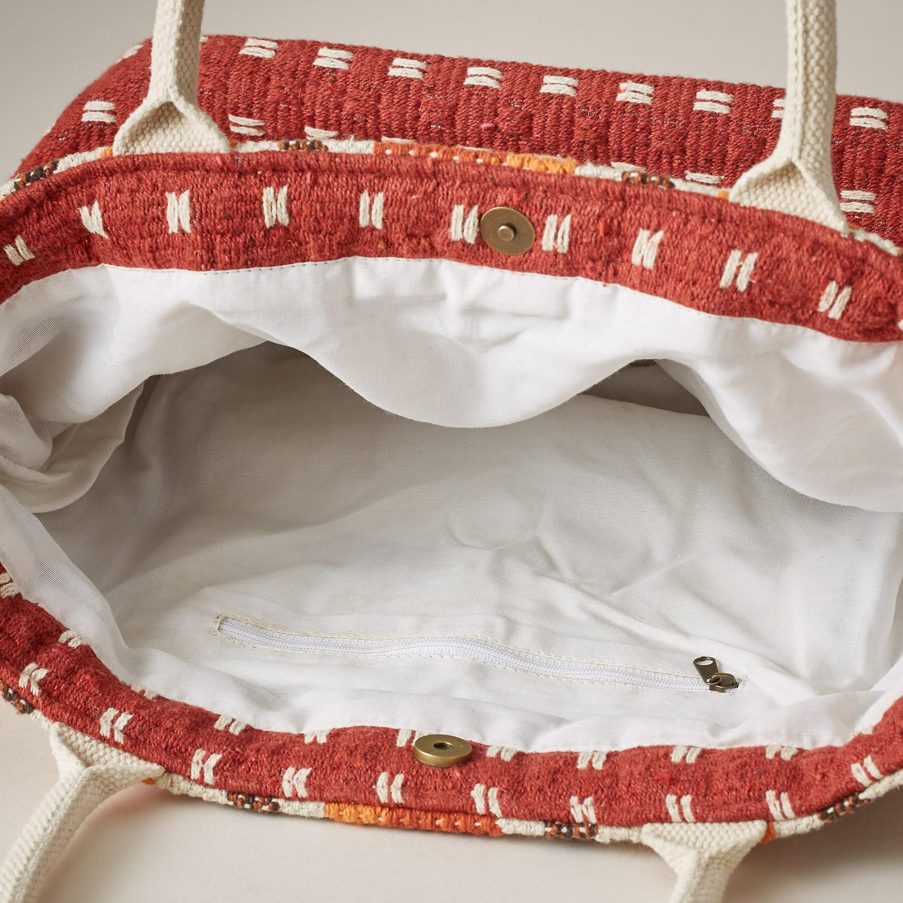 SOLSTICE FIRE TOTE: View 2
