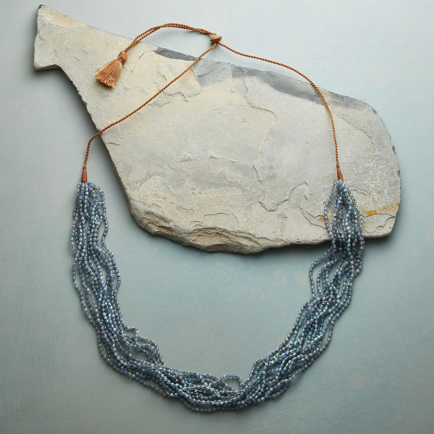 SHADES OF BLUE NECKLACE: View 2