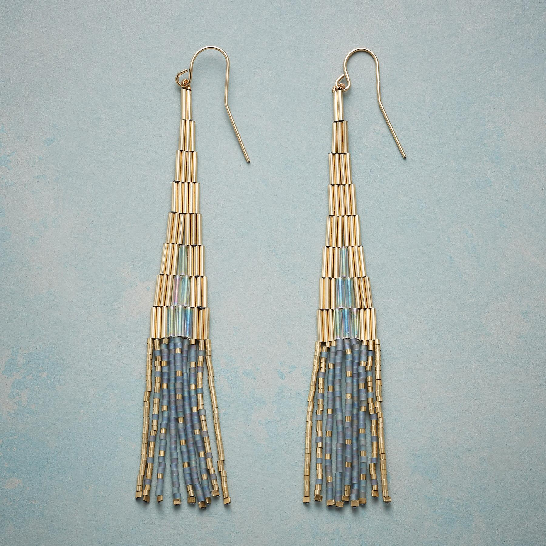 LIGHTNING STRIKE EARRINGS: View 1