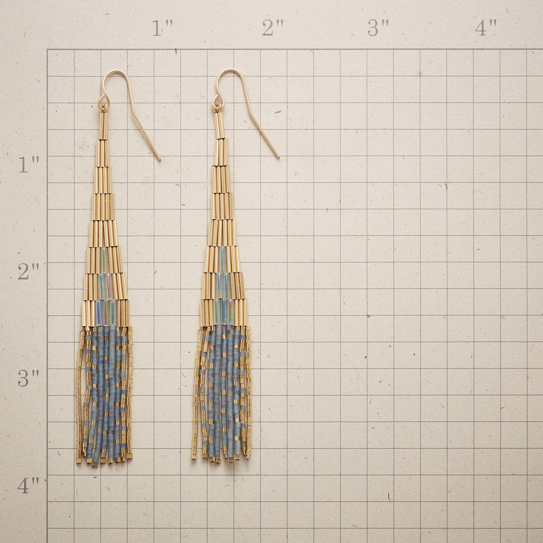 LIGHTNING STRIKE EARRINGS: View 2