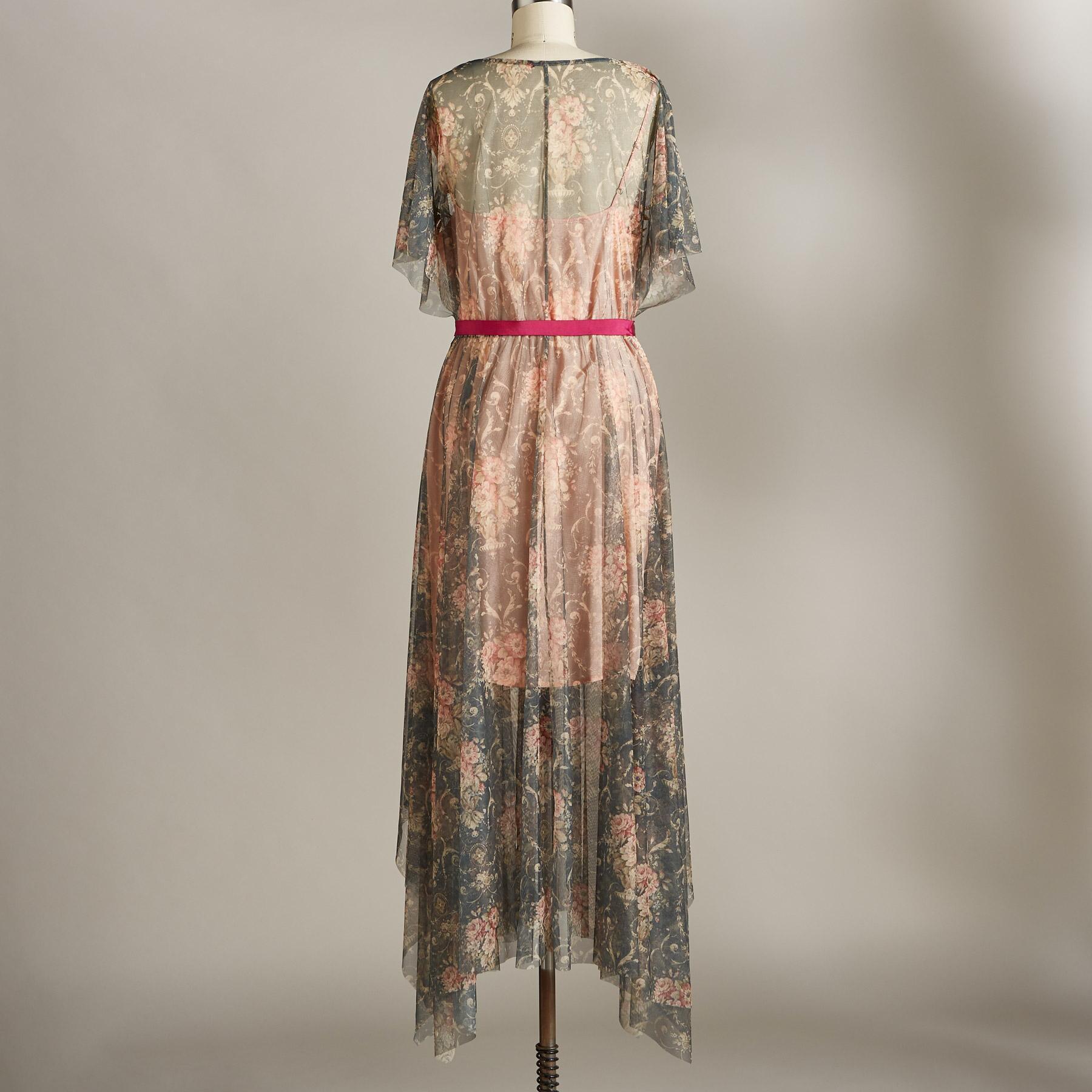 BOTANICAL BREEZE DRESS PETITE: View 2